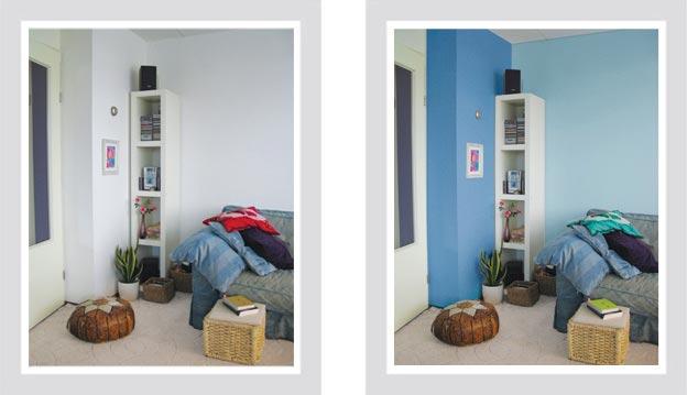 Kleuradvies deuren en kozijnen schilder u for Interieur kleuradvies