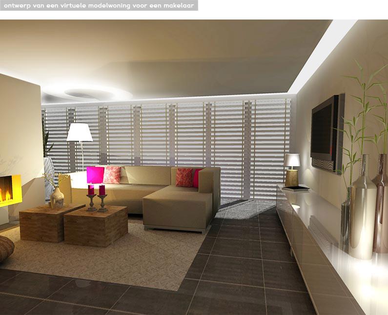 Q CreationZ - interieur styling - artist impressions