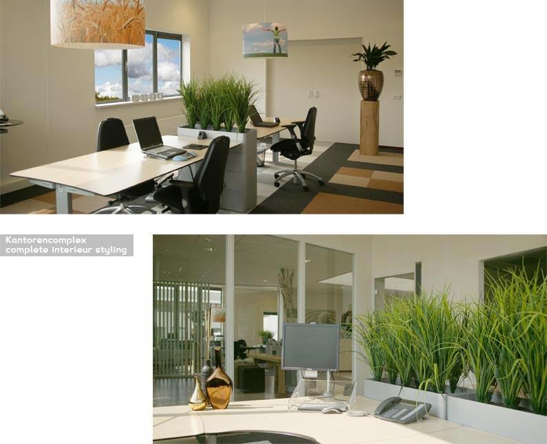 Q creationz interieur styling bedrijven - Ontwerp huis kantoor ...