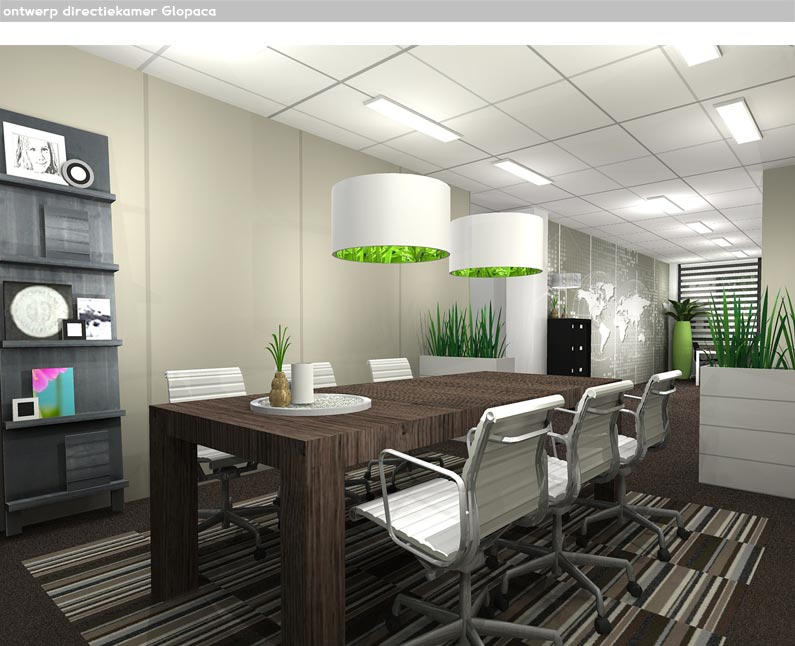 Q CreationZ - interieur styling - artist impressions